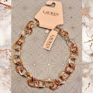 NWT Chain Link Necklace